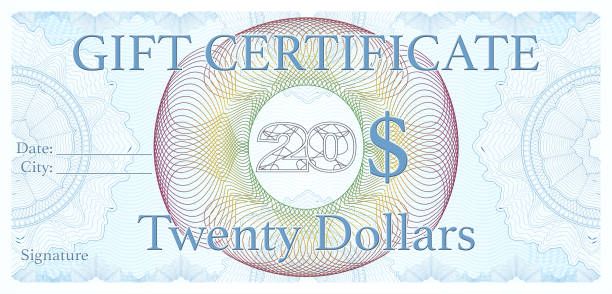 royalty free 20 dollar bill template pictures images and stock