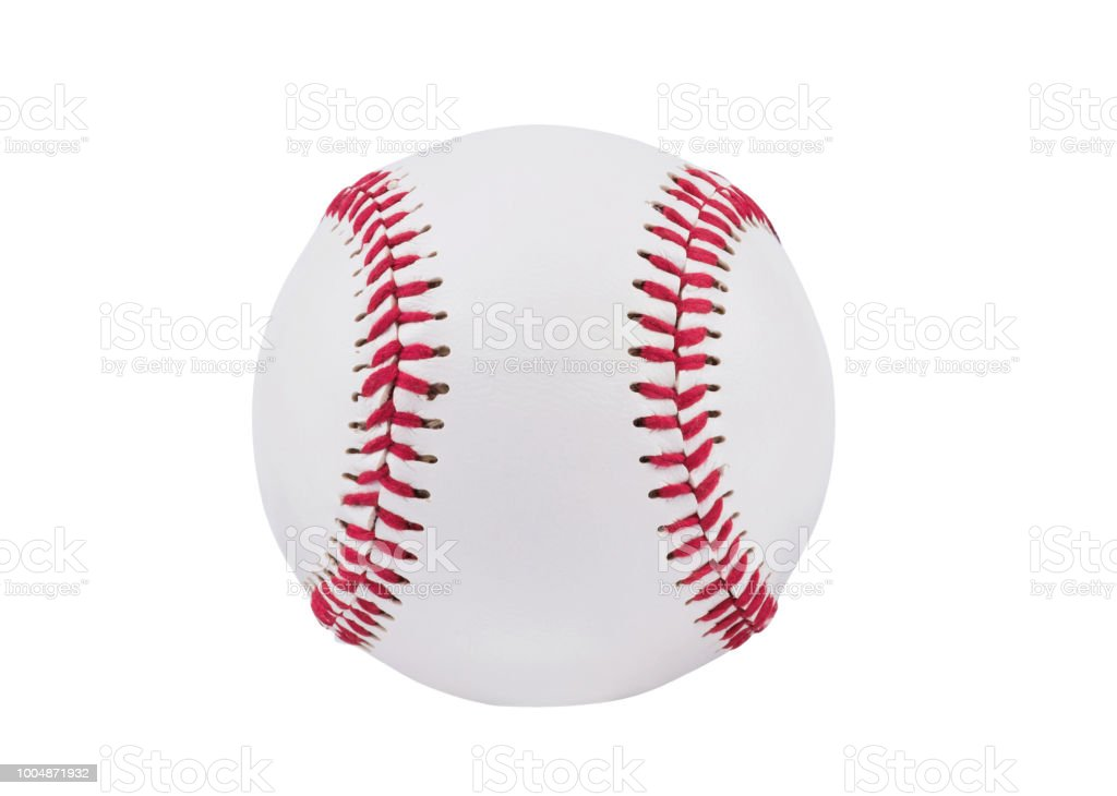 Professional baseball to play the sport of baseball stock photo