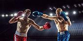 istock Professional box match . Mixed media 591834468