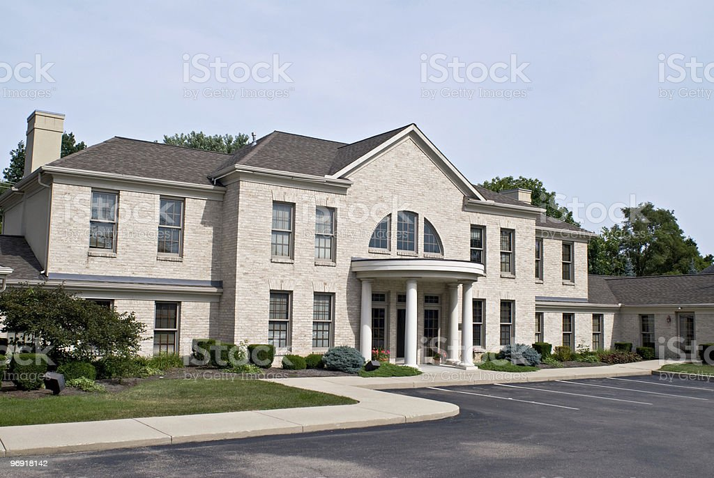 Professional Building royalty-free stock photo