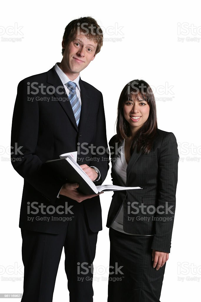 Professional business team foto stock royalty-free
