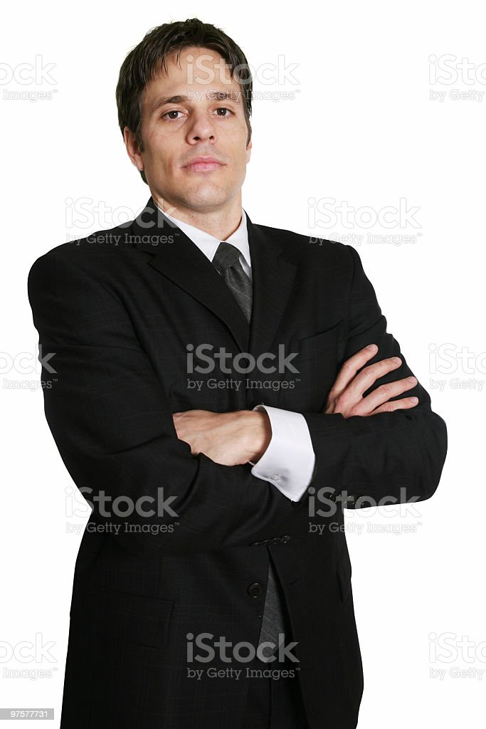 Professionnel Homme d'affaires photo libre de droits