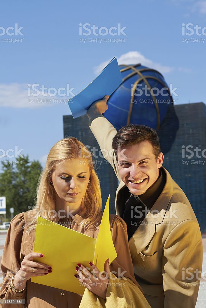 professional businessteam royalty-free stock photo
