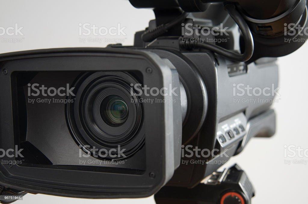 Professional Camera royalty-free stock photo