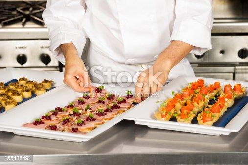 istock Professional Chef 155438491