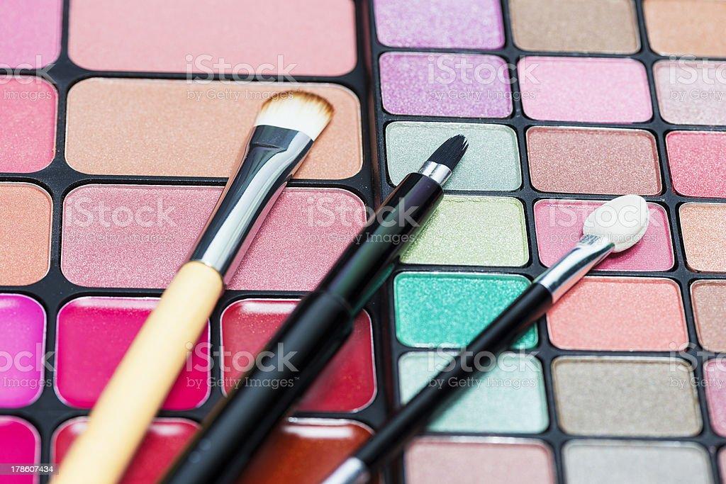 Professional cosmetics royalty-free stock photo