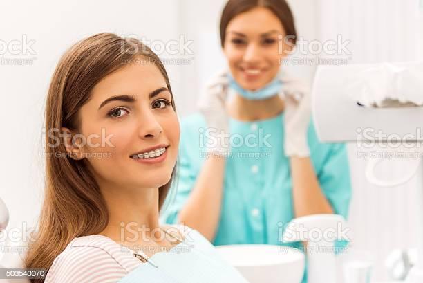 Professionelle Zahnarzt Büro Stockfoto und mehr Bilder von Ausrüstung und Geräte