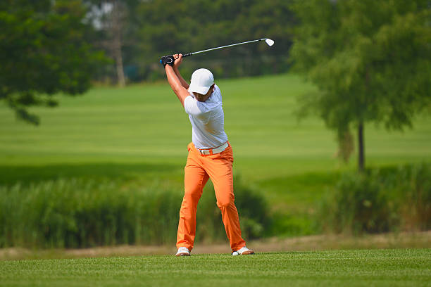 Top 60 Golfer Stock Photos, Pictures, And Images
