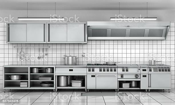Professional kitchen facade view surface in stainless steel picture id537343428?b=1&k=6&m=537343428&s=612x612&h=2mdfkl9derdhwubeyu16zgjti5oj zuwjn4a keundi=