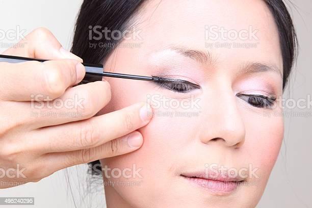 модели для макияжа на работу