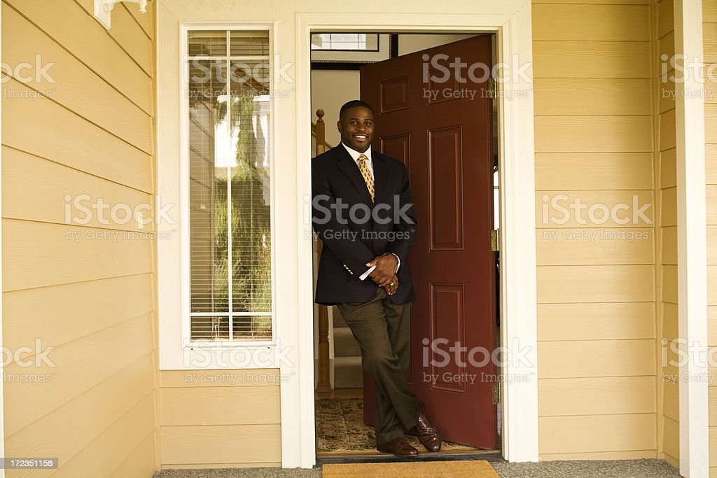 Hombre profesional foto de stock libre de derechos