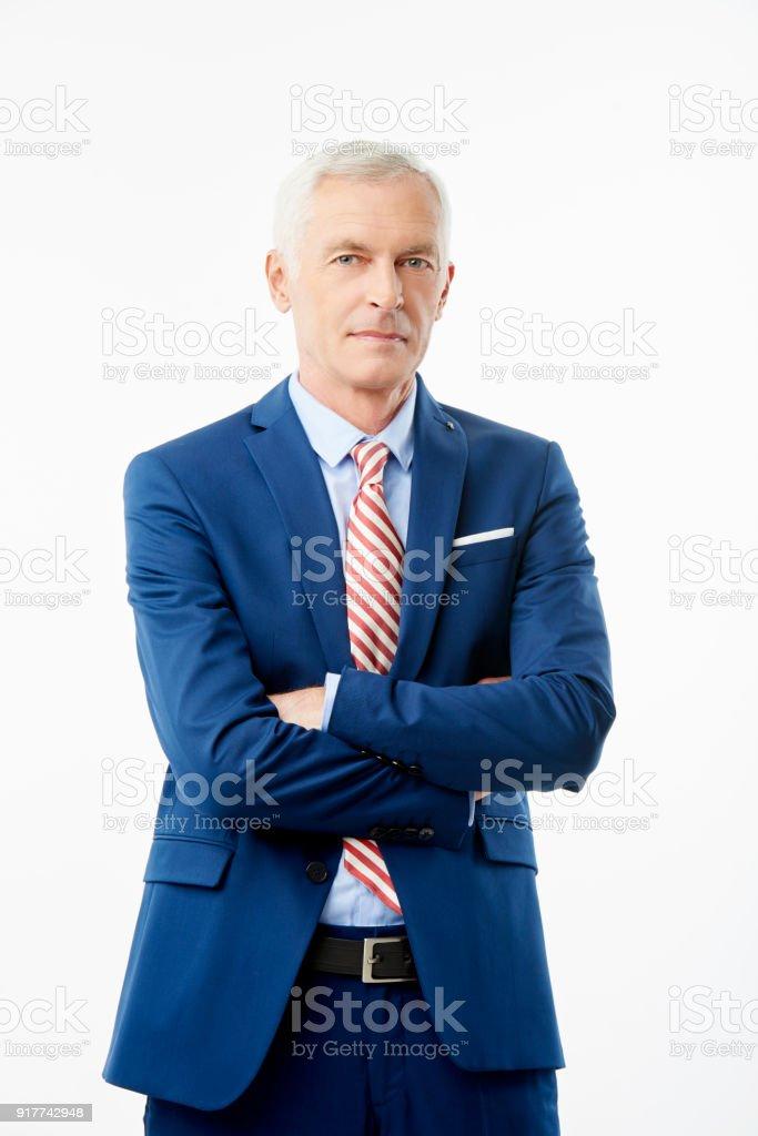 Professionnel homme portrait - Photo