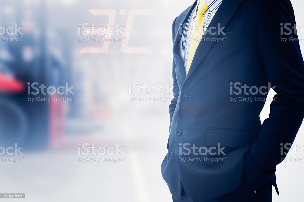 Professional management stock photo