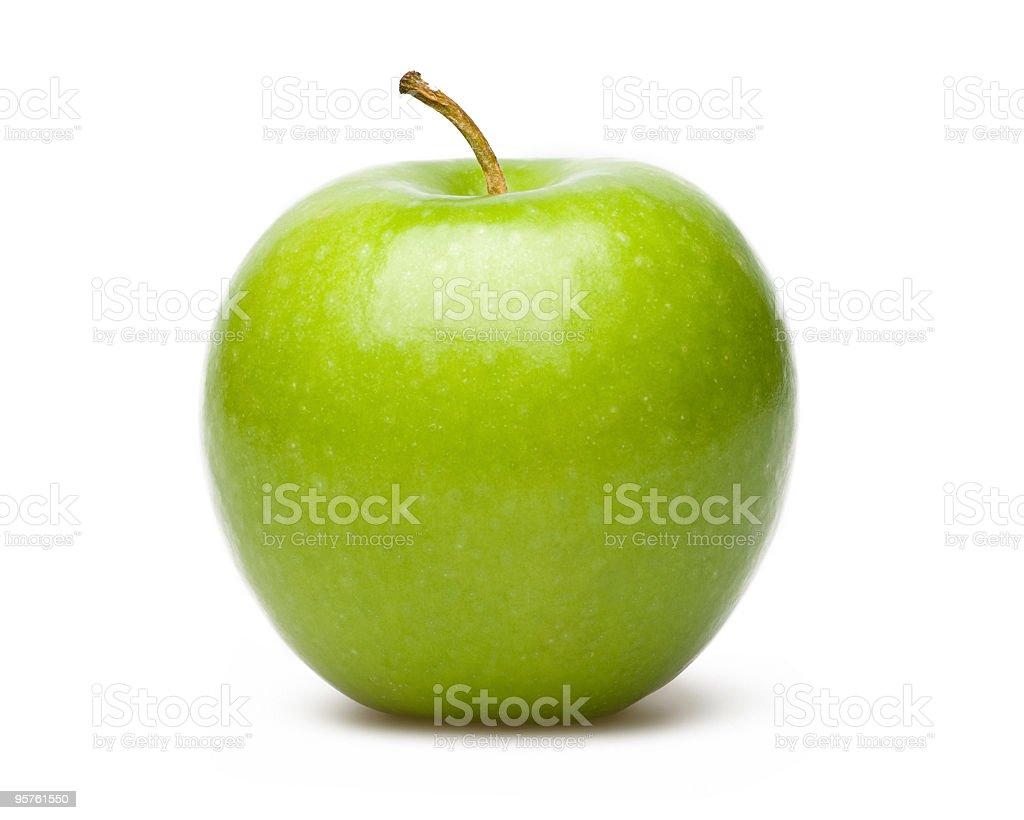 Grüner Apfel – Foto