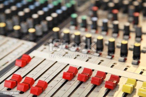 istock professional sound mixer 155438394
