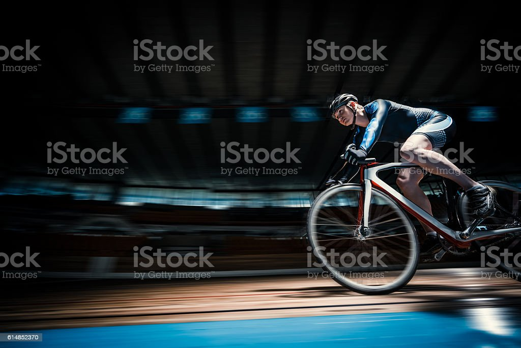 Professional sports stock photo