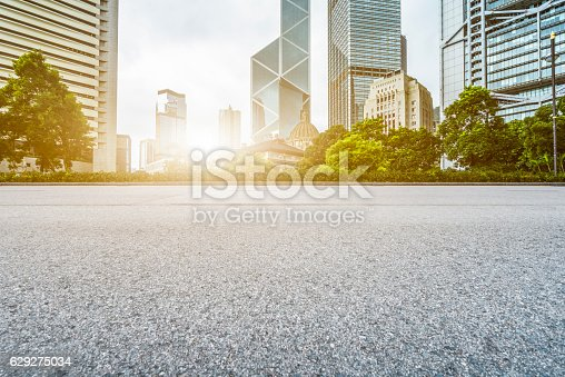 istock Professional use auto advertising backplate 629275034