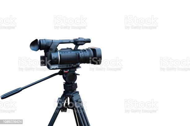 Professional video camera isolated on white with clipping path picture id1089226424?b=1&k=6&m=1089226424&s=612x612&h=3512xreqi377jh52lgchwre0vu8vzf235sz17u upck=