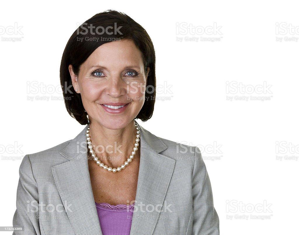 Professional woman stock photo