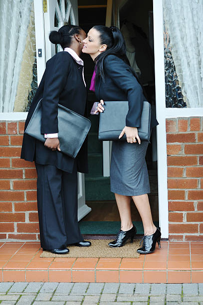 Royalty Free Black Lesbian Kissing Pictures, Images And -6831