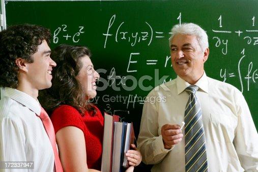 istock Professor and students 172337947