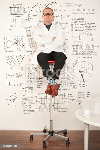 istock Professor Boffin 108352381