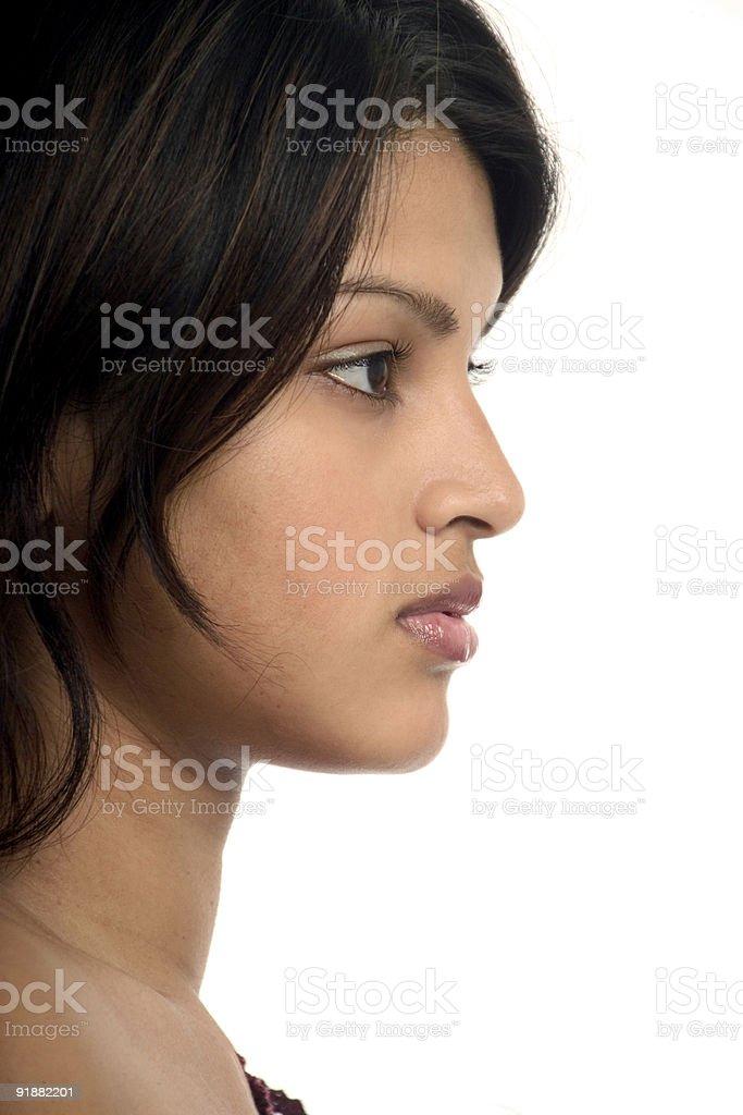 Pretty girl profile pictures