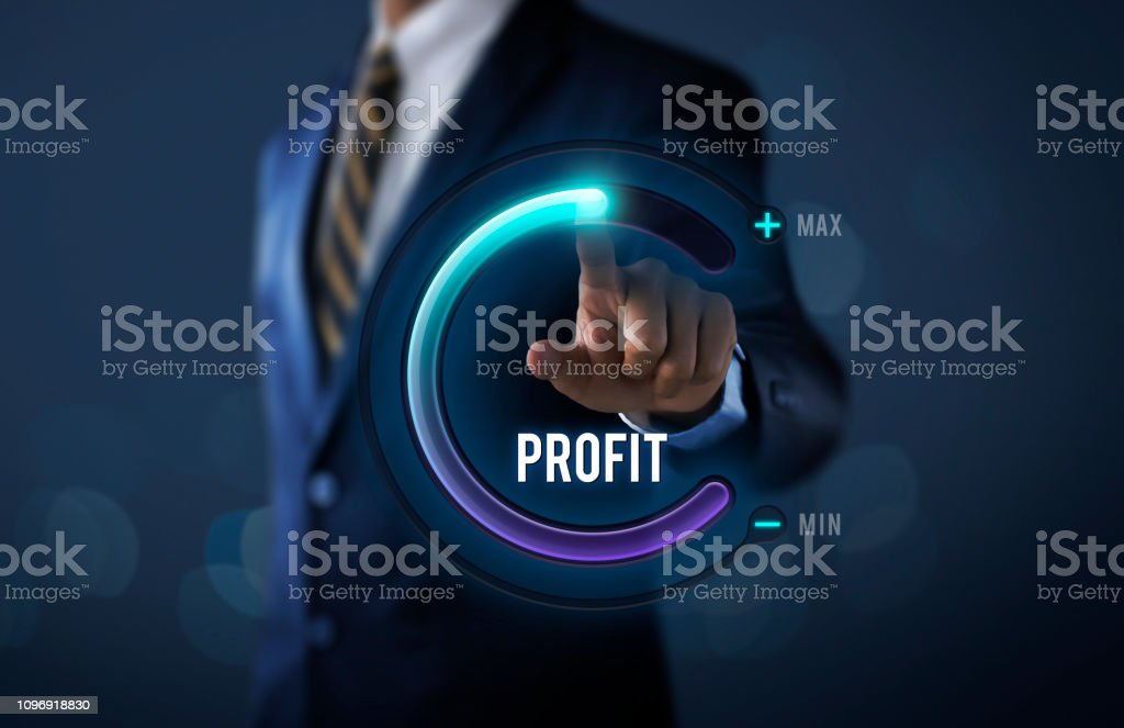 Profit growth, increase profit, raise profit or business growth...