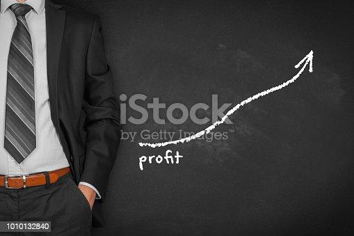 509469434istockphoto Profit increase 1010132840
