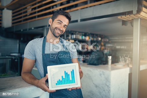 istock Profiting from his passion 857357112