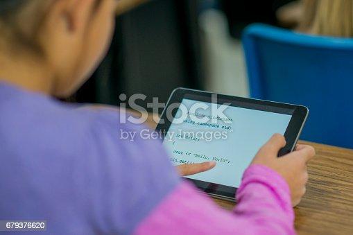 istock Programming Class 679376620