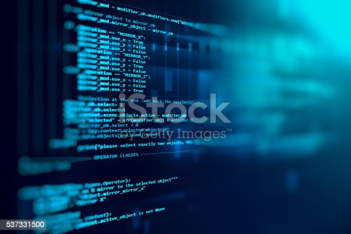 537331500istockphoto Programming code abstract technology background of software deve 537331500