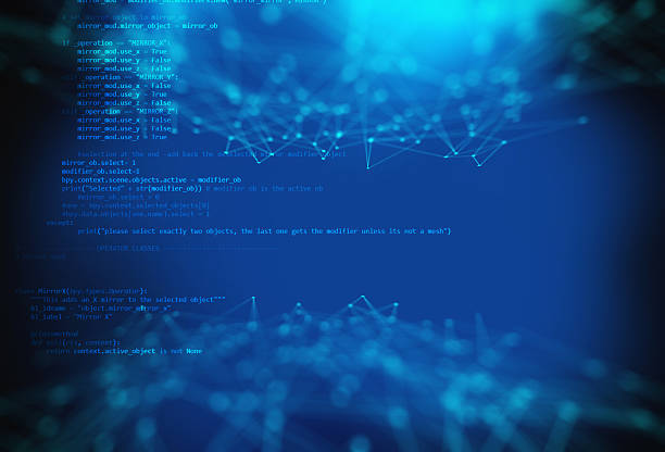 Programming code abstract technology background of software deve Programming code abstract technology background of software developer and  Computer script html stock pictures, royalty-free photos & images