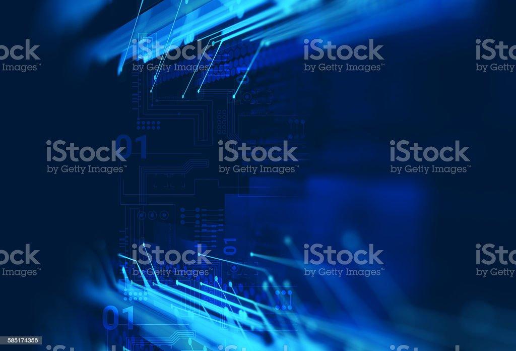 Programm-code abstrakte Technologie Hintergrund der Software deve - Lizenzfrei Abstrakt Stock-Foto