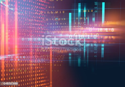 istock Programming code abstract technology background of software developer and  Computer script 1048592688