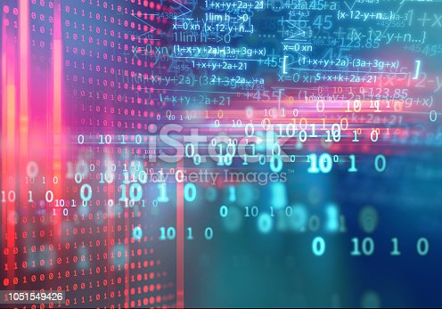 istock Programming code abstract technology background of software developer and  Computer script 1051549426