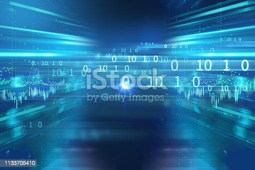 istock Programming code abstract technology background of software developer and  Computer script 1133705410