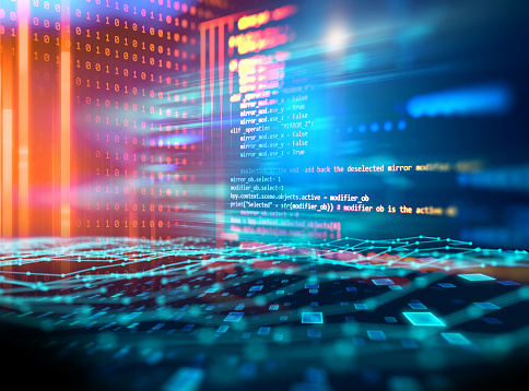 istock Programming code abstract technology background of software developer and  Computer script 1133924836