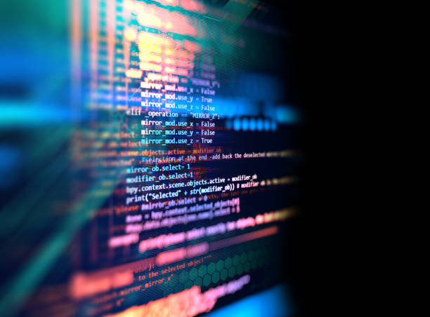 Programming code abstract technology background of software developer and  Computer script Programming code abstract technology background of software developer and  Computer script coding stock pictures, royalty-free photos & images