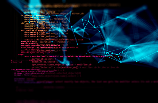 944923496 istock photo Programming code abstract technology background of software developer and  Computer script 1207407054