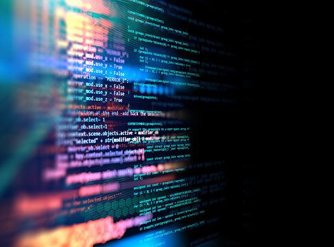 944923496 istock photo Programming code abstract technology background of software developer and  Computer script 1224500447