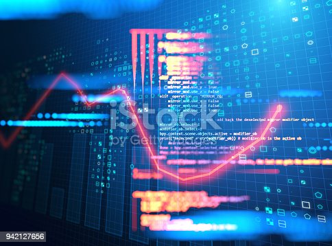 1026914886 istock photo Programming code abstract technology background of software developer and  Computer script 942127656