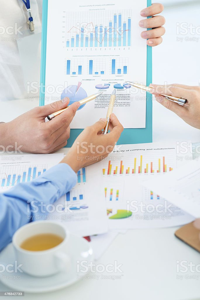 Progress point royalty-free stock photo
