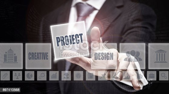 istock Project Concept 897410568