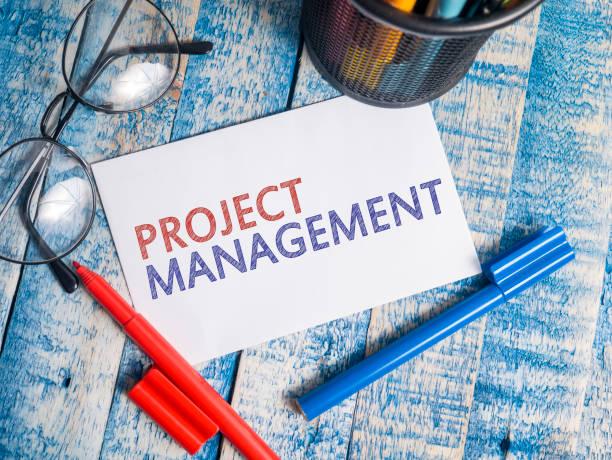 projektledning, motivational orden citat koncept - projektledning bildbanksfoton och bilder