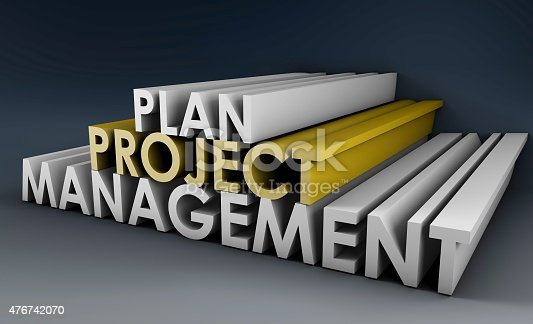 istock Project Management 476742070