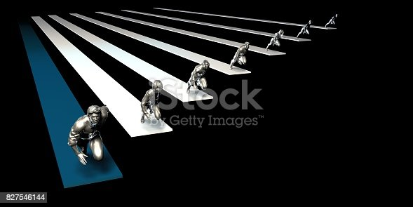 istock Project Management 827546144