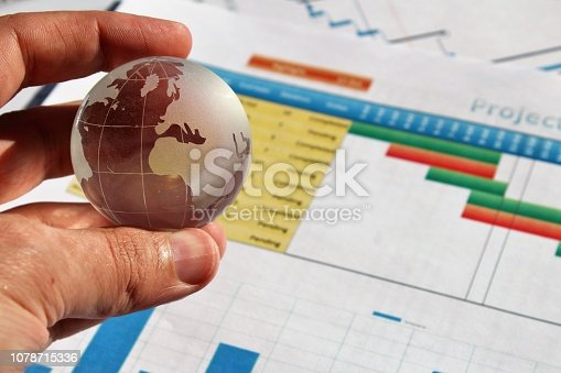 1024730528 istock photo Project manager. 1078715336