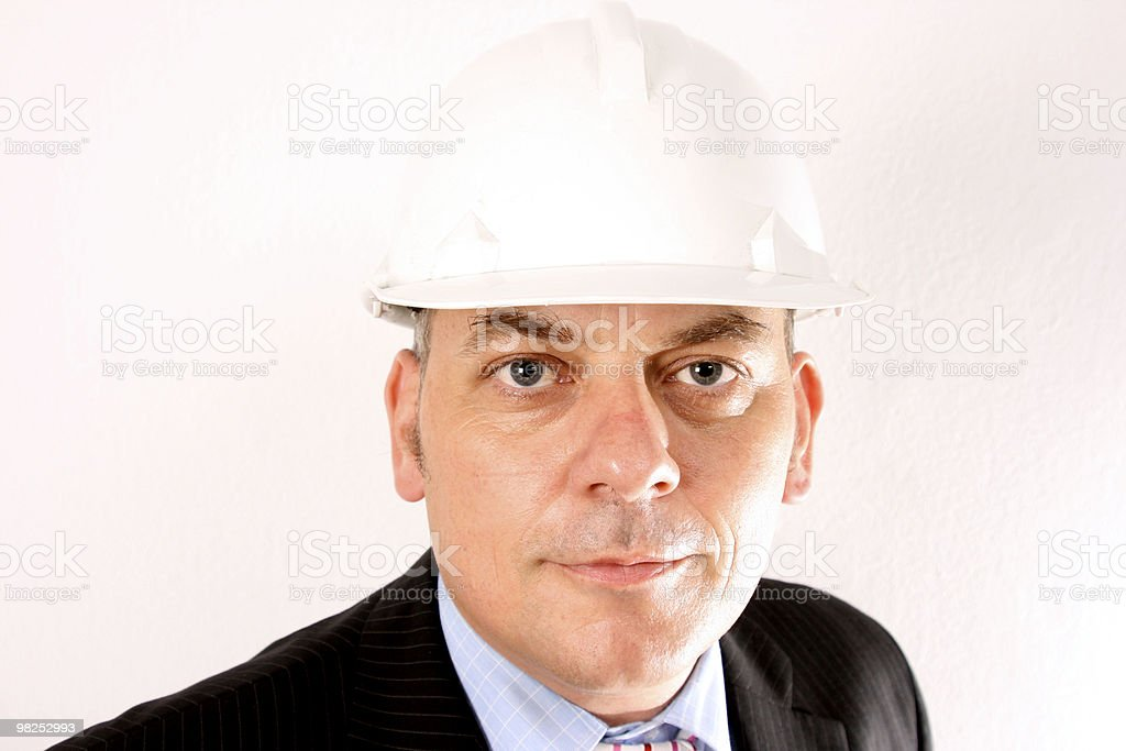 Project Manager royalty-free stock photo