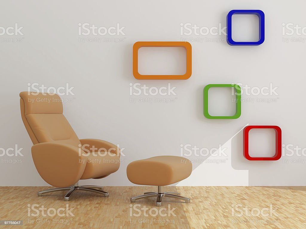project of apartments royalty-free stock photo